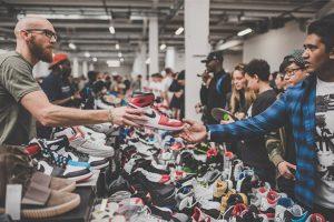 Sneaker Reselling – The Sample Sale